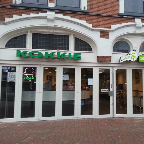 Kokkie Caterplein | Hoofdstraat Apeldoorn