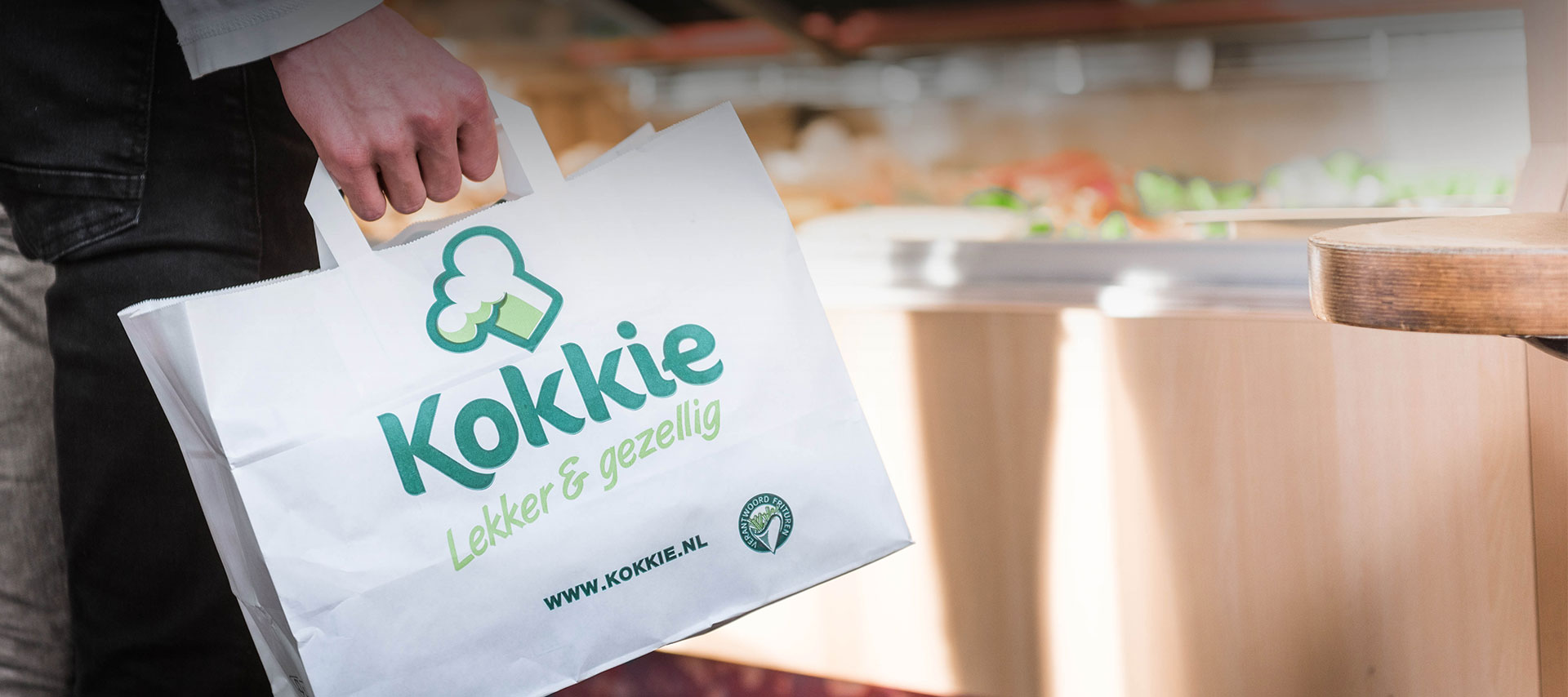 Kokkie Cafetaria - Snackbar - Eetcafé