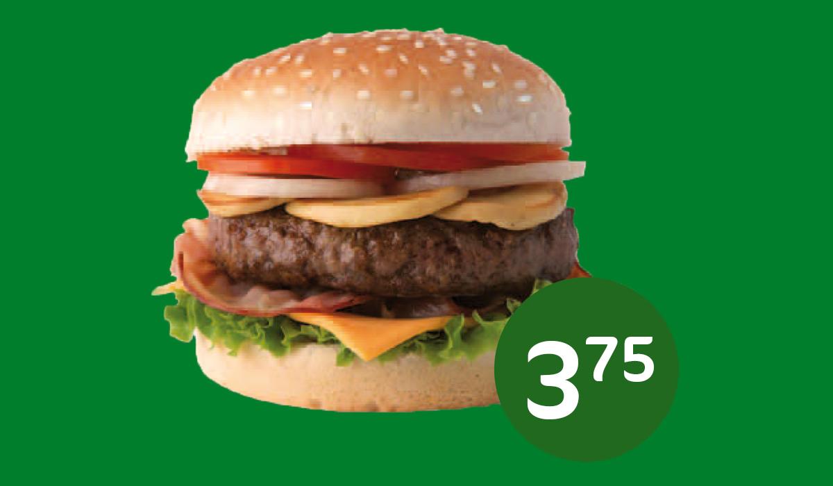 Las Vegas Burger