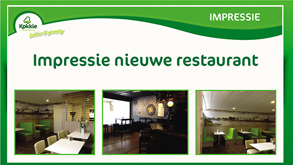 Verbouwing Kokkie Zutphen